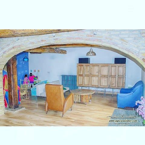 La casa rural ideal para adultos y niños