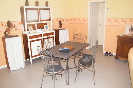 joli appartement montreuil/mer  plein centre ville - Montreuil