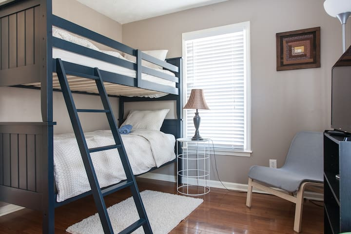 Bunkbed room - Lawrenceville - House
