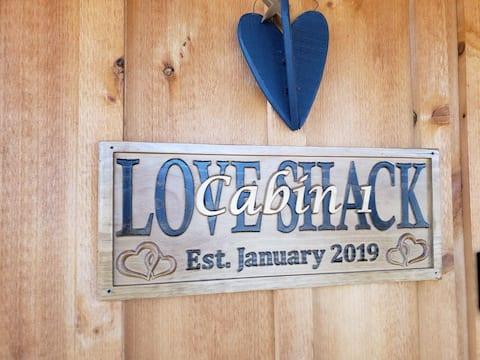 Kinfolk Farms - Love Shack Cabin