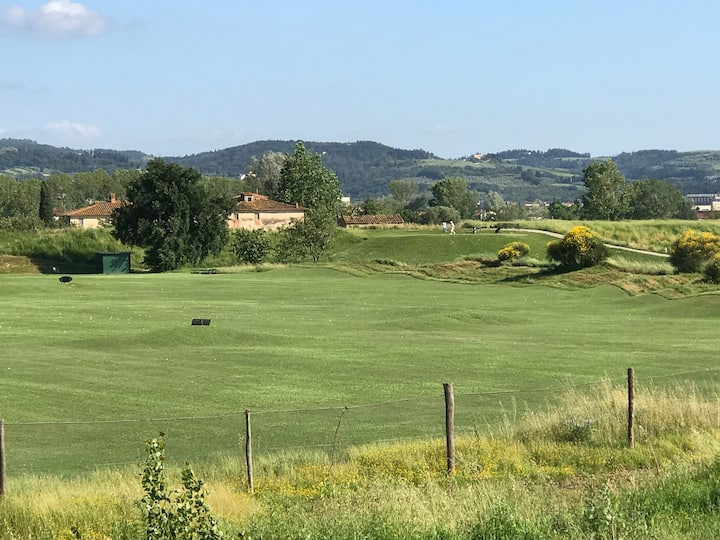 Country House  on Golf Course  near Florence