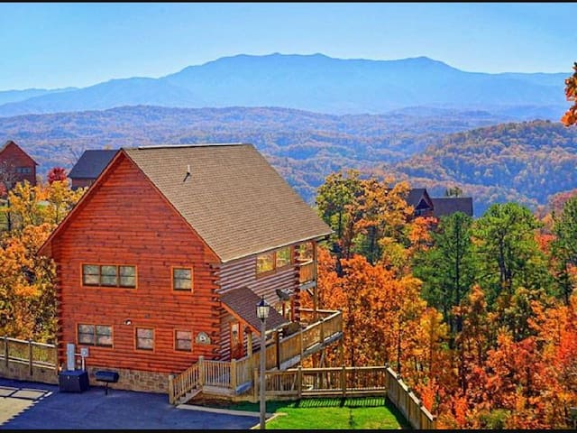 From Heaven's Point Of View - Sevierville - Skáli