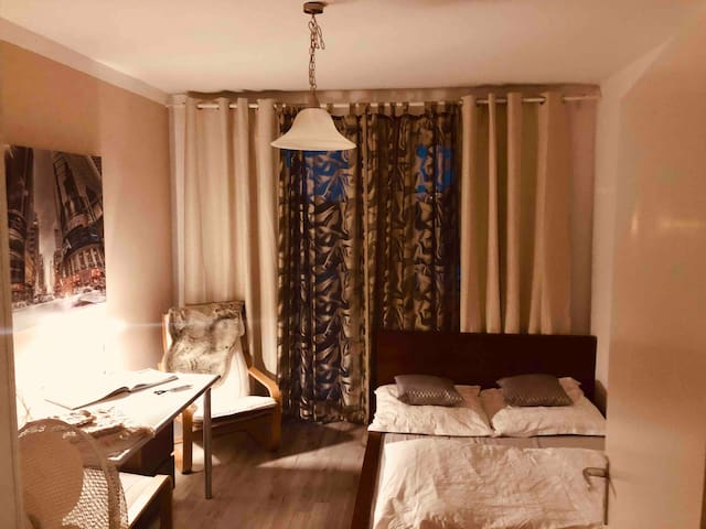 Confortable new & clean Bedroom