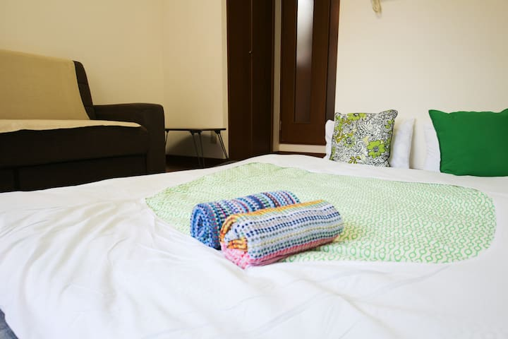 City Center Apartment - Convenient to Everywhere! - Nakagyō-ku, Kyōto-shi - Appartement