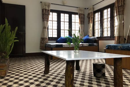 Spacious and light Apartment near Monkey Temple