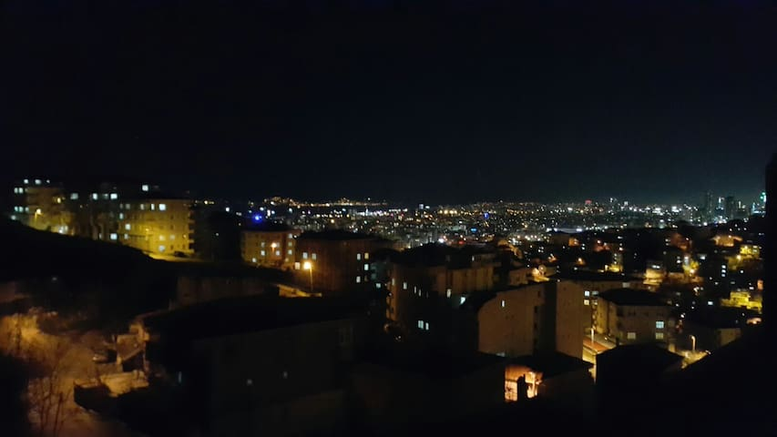 The Flat -Near The Airport- - Pendik - Daire