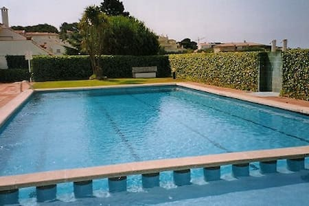 Planta baja con jardín piscina teni - S'Agaró - Leilighet