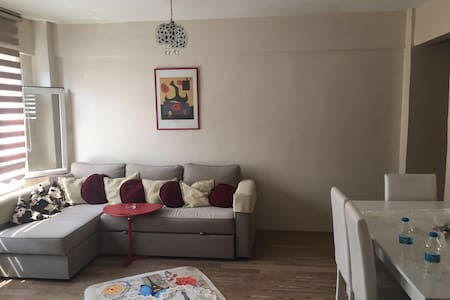 Central,3 Rooms flat - Bakirköy