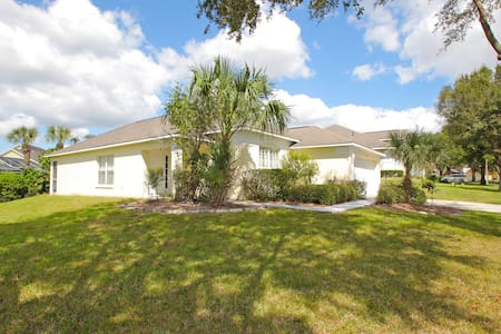 4 bedroom villa close to all major theme parks. - Haines City