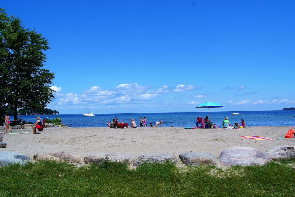 INNISFIL BEACH WITH SAND