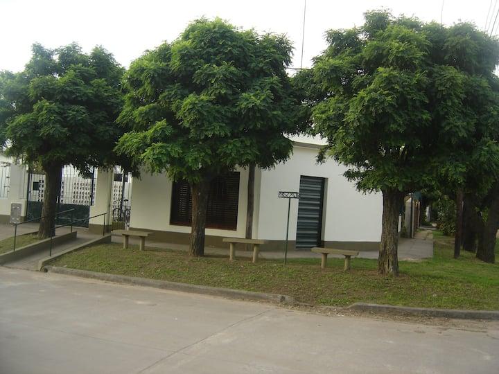 Casa-departamento residenciales Garcìa-Morales