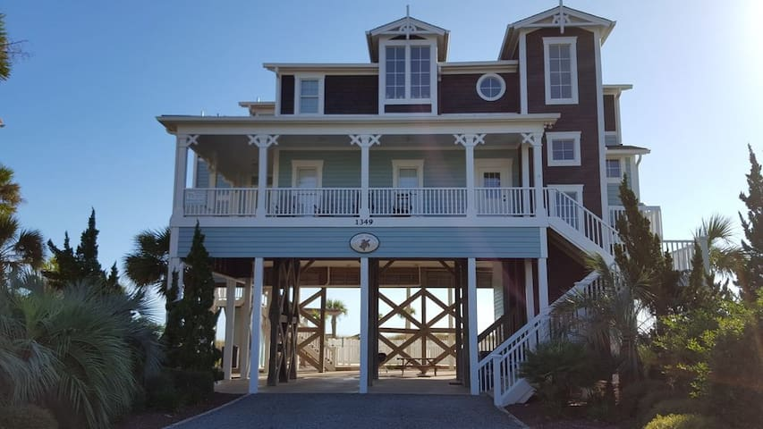 holden beach rentals with pool
