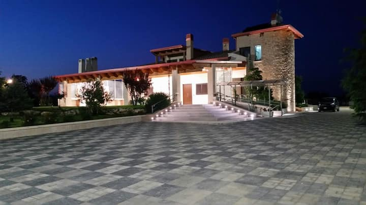 Villa Torre Parisi -  Double