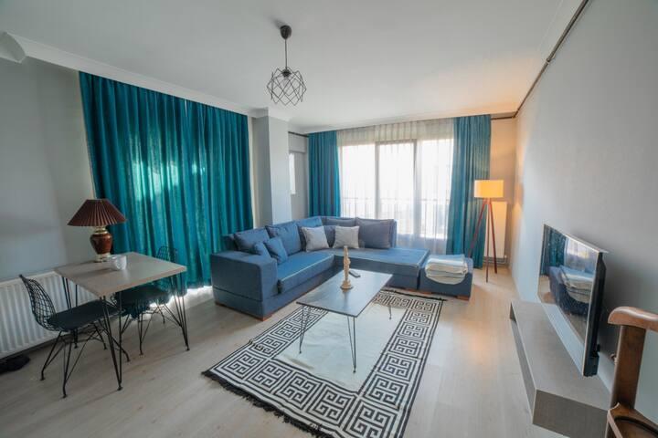 City center new luxury apartment international