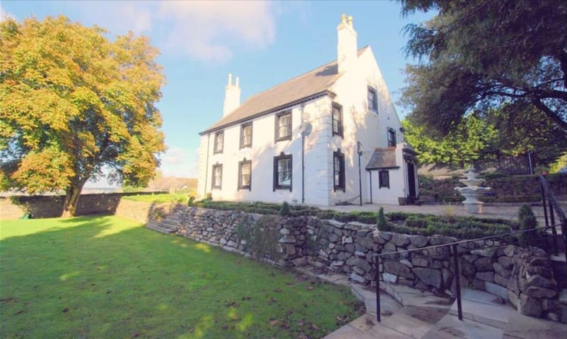 Incredible country house. Sleeps 16 - Plymouth - Hus