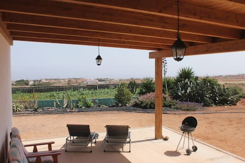 Cosy Country House with Stunning Views. Ecotourism