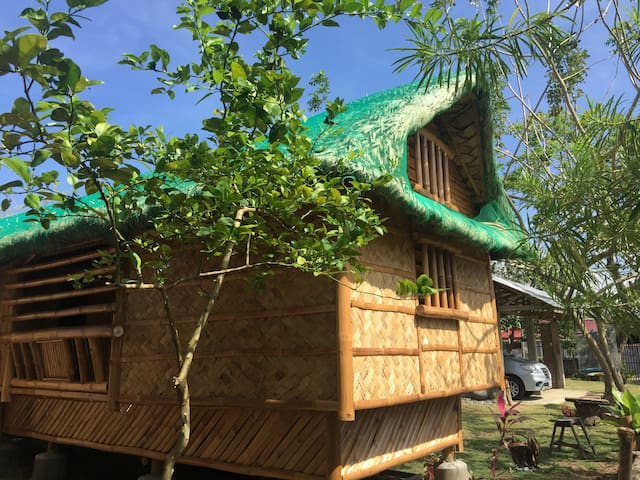2BR Bahay Kubo By The Coastal Town