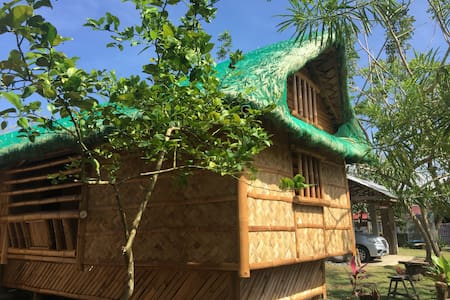 New 2BR Bahay Kubo By Coastal Town - Pagbilao - Hütte