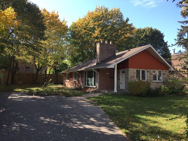 Beautiful Bungalow in Heart of North York