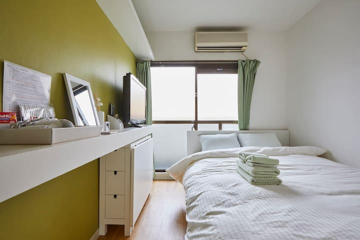 New|30%OFF|Shinjuku10mins|Shibuya25mins|FreeWiFi - Nakano-ku - Apartment