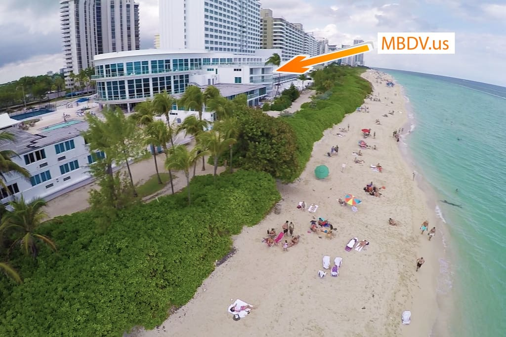 Ideally situated, midtown Miami Beach