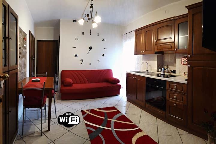 Camera e Cucina - Bomarzo (VT)