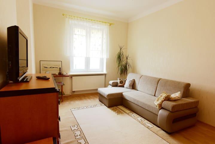 Apartament w Szczecinie