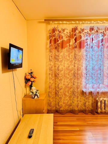 Уютная квартира на Сокол