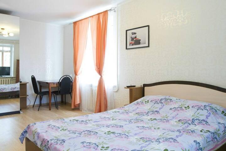 Уютная студия комфорт-класса у м. Лермонтовский пр - Lyubertsy - Apartment