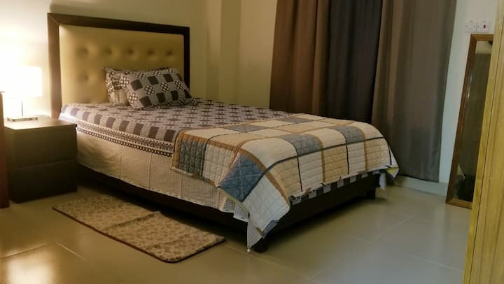 1 Bedroom Apartment (Near Airport)