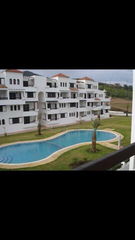 Bel appartement pour vos vacances - Cabo Negro - Apto. en complejo residencial