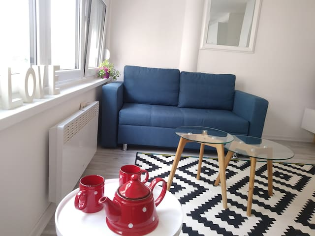 Sunshine apartment  in the heart of Sarajevo