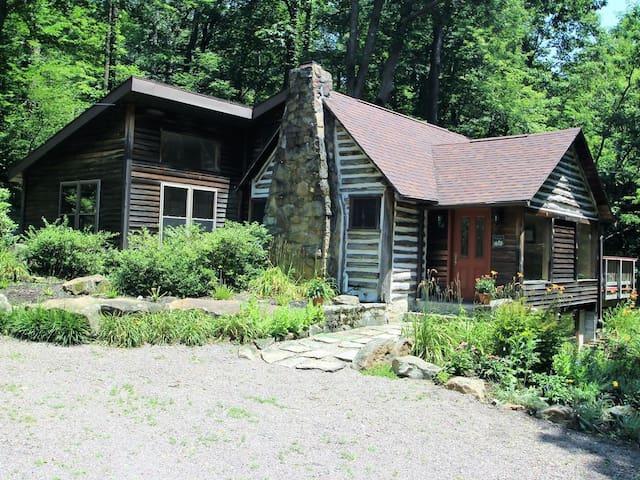 Rustic Luxury Cabin near Fallingwater and Ohiopyle