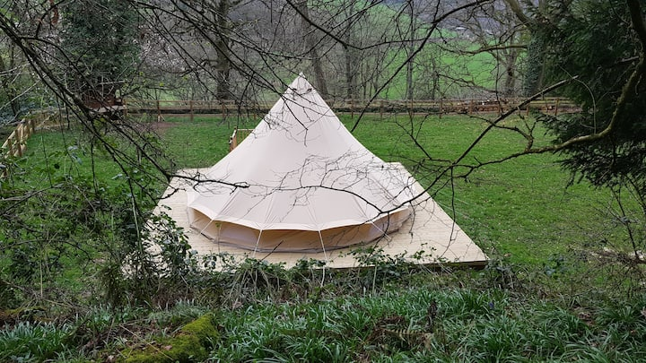 The Bell Tent at the Florence