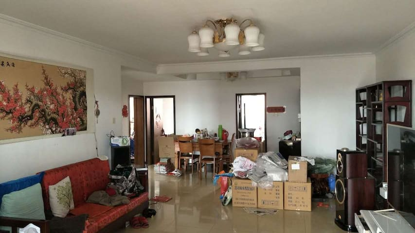 newhouse 1st rent BeijingChangping130m2 3hall1livg - Beijing - Apartment