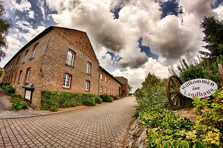 Landhaus Göddertzhof Einzelzimmer