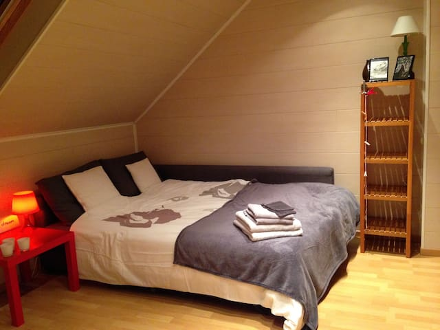 Cosy room in Sint-Niklaas