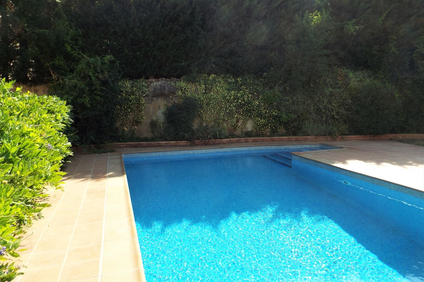 Private swimming pool, open May-September