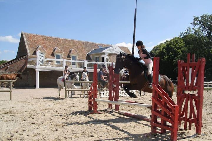 L'autre gîte du Centre Equestre
