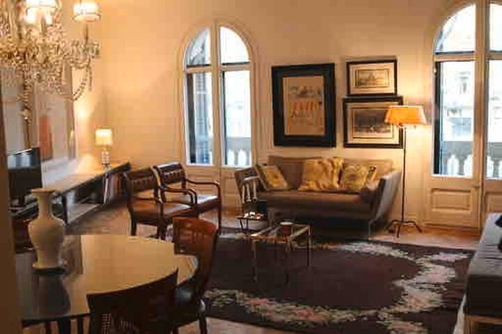 Acogedor apartamento y muy bien ubicado