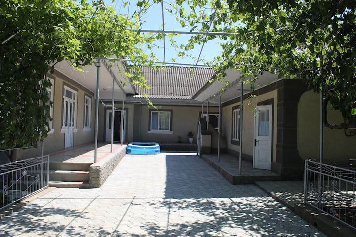 Гостевой дом HARMAN - село, гагаузский быт и кухня