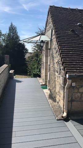 Entrée du logement