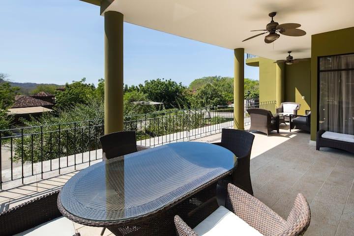 Carao T2-2 Reserva Conchal - Garden View 3 Bedroom