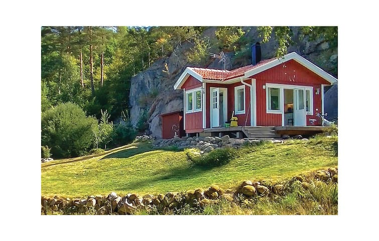 Holiday cottage with 1 bedroom on 40m² in Fjällbacka