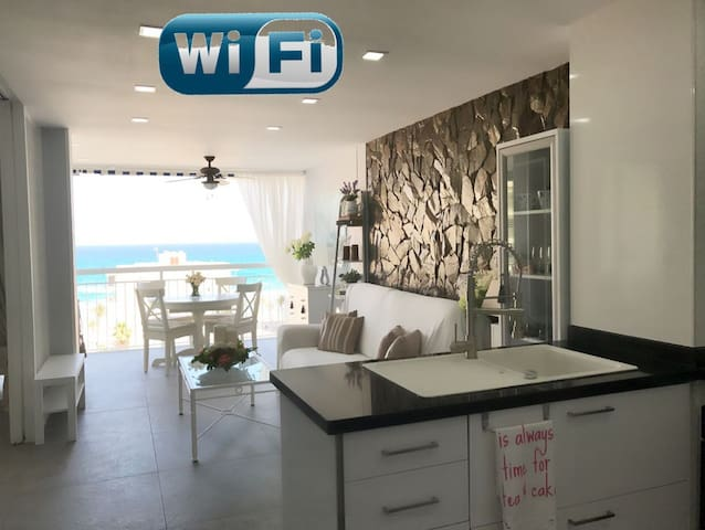 Luxury apartment brand new beach of San Juan (Alic
