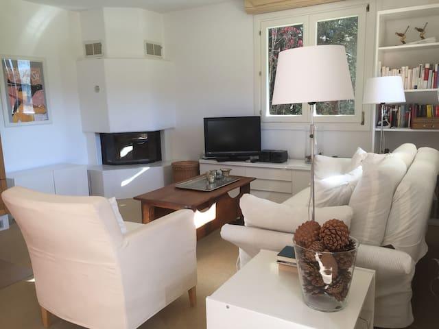 Gemütliche 3.5 Zimmerwohnung in Valbella - Valbella