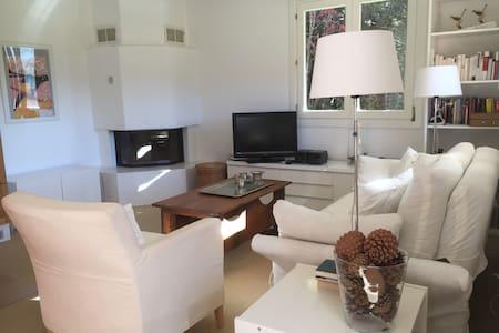 Gemütliche 2.5 oder 3.5 Zimmerwohnung in Valbella - Valbella
