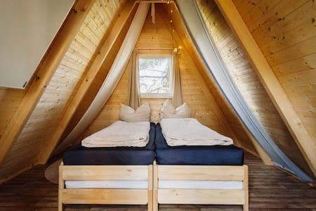 Haus Anna Elbe Waldhütte Villa Sternenreich