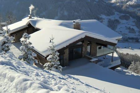 Luxurious Chalet Above Schruns - Schruns