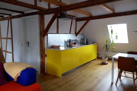 Wohnung nahe Outletcity Metzingen für 4 Personen - Reutlingen - Wohnung